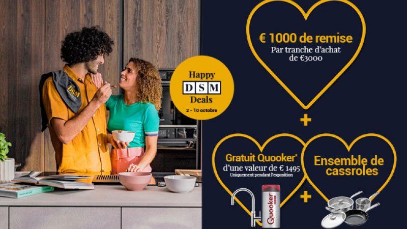 DSM Cuisines happy dsm deals quooker